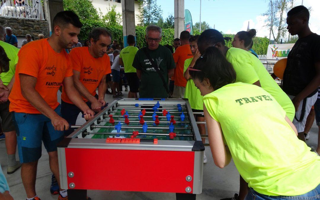 Calciobalilla Torneo 2