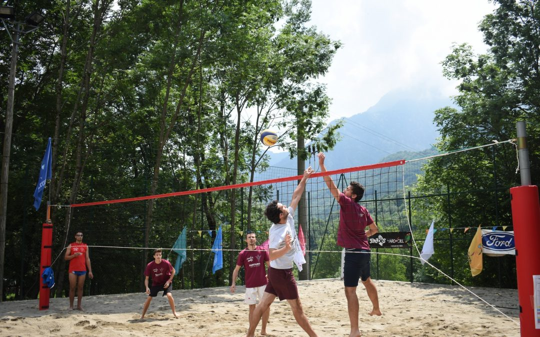 Beach Volley M – Lemie 17/06/18