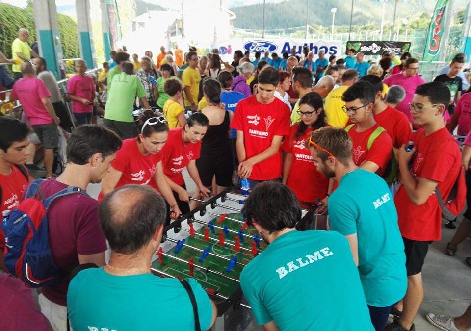 Calciobalilla Torneo 4