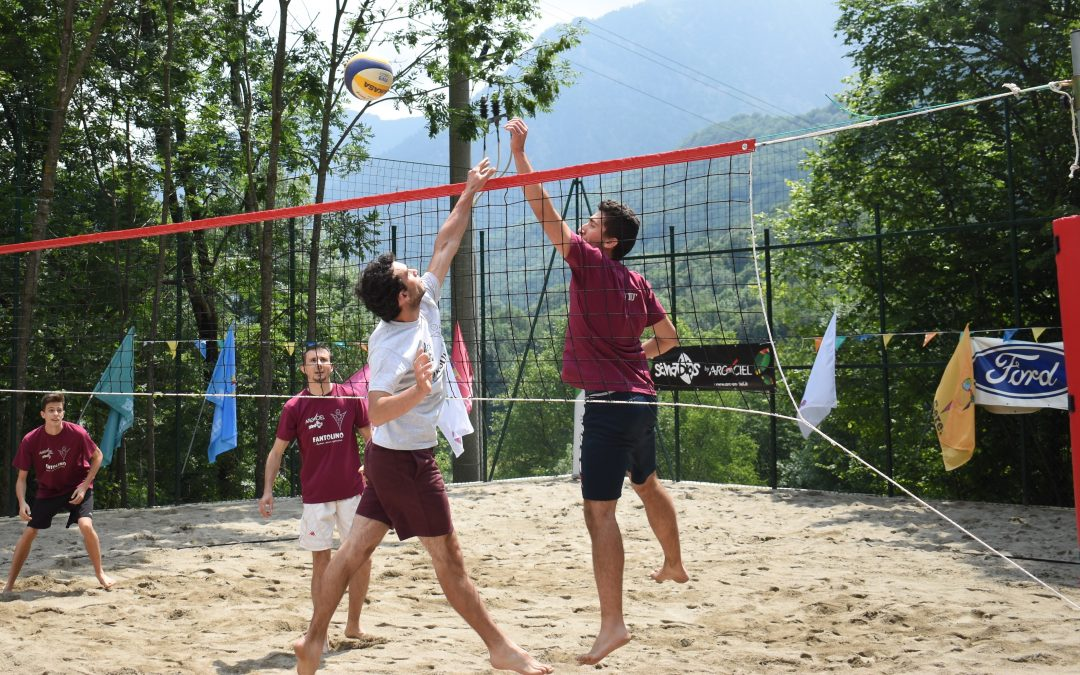 Beach Volley Maschile