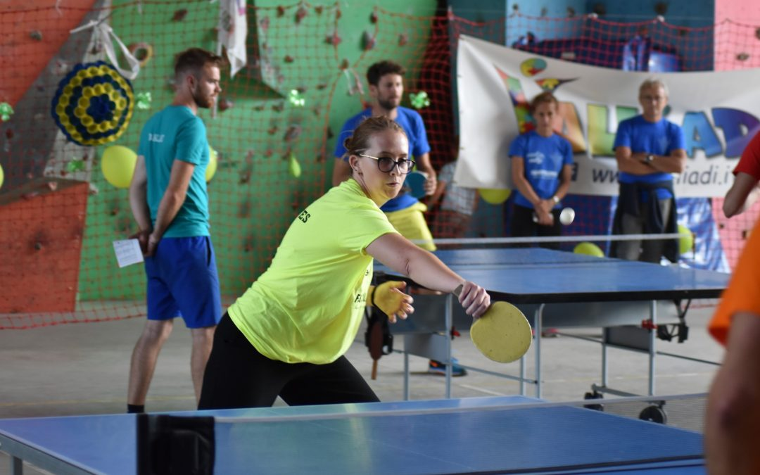Ping-pong Torneo 3