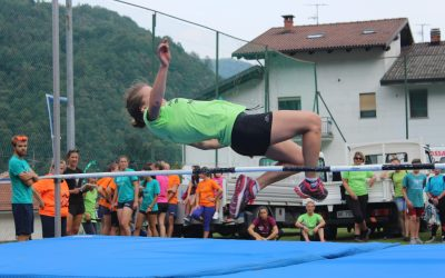 Atletica Salto in alto