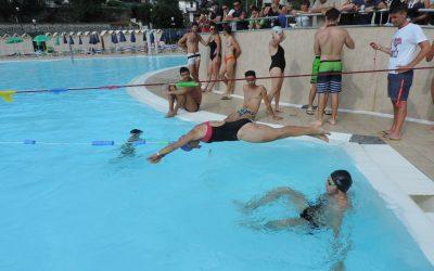 Nuoto mista M-F